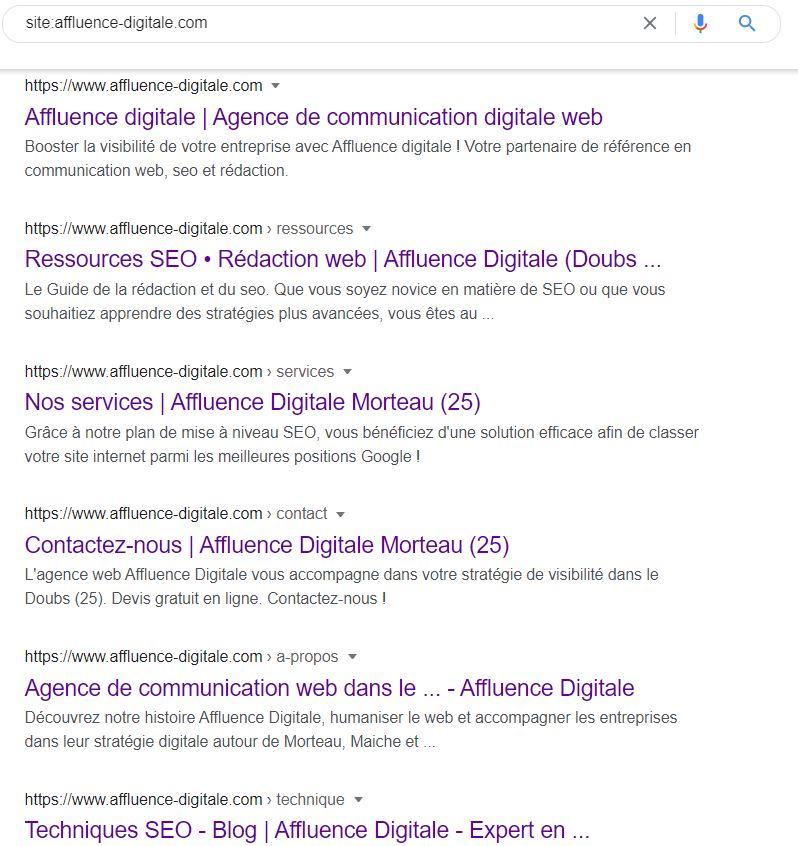 commandes-google-affluence-digitale-site-seo-facilitateur-du-web